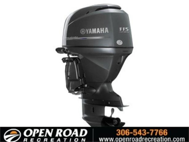 2013 Yamaha Marine F115