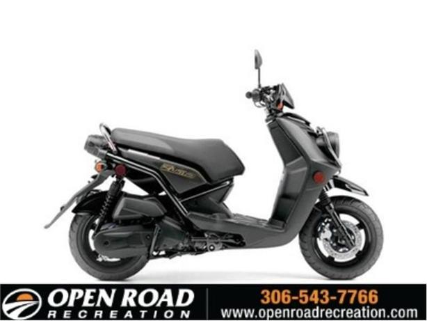 2017 Yamaha BWS® 125