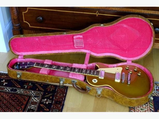 1969 Les Paul Guitar