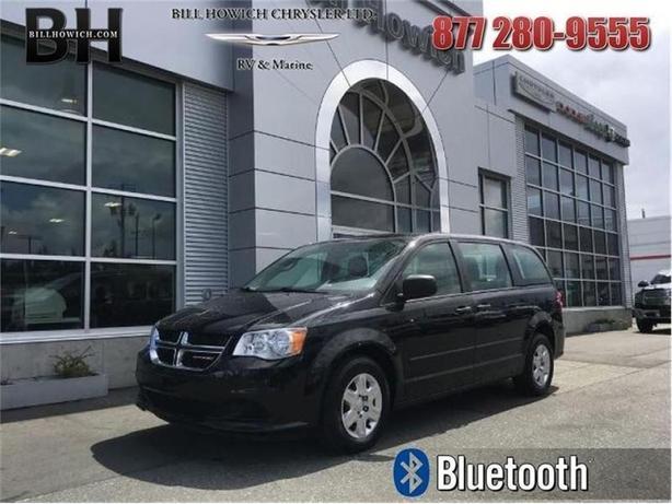 2013 Dodge Grand Caravan SE/SXT -  Uconnect -  Bluetooth - $93.50 B/W