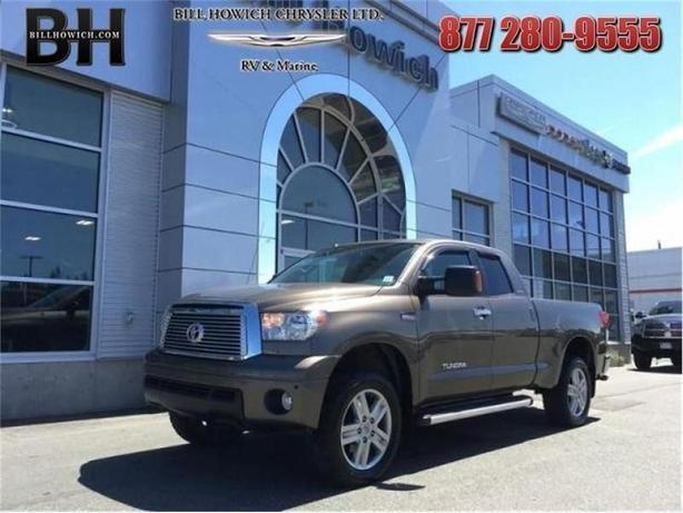 2012 Toyota Tundra Limited - Bluetooth -  Leather Seats -  4X4 - $265
