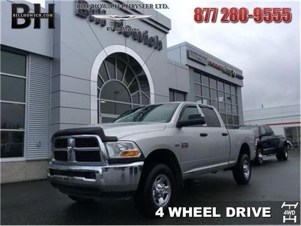 2010 Dodge Ram 2500 ST - Trailer Hitch - $214.93 B/W