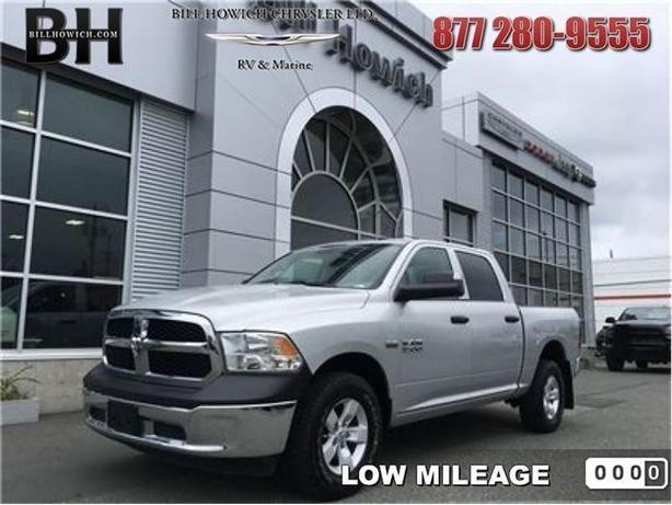 2016 Ram 1500 ST - $220.76 B/W - Low Mileage
