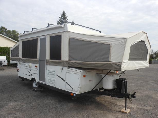 2007 Rockwood 2307 Tent Trailer