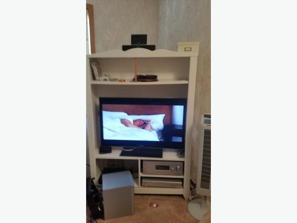 IKEA TV and component stand