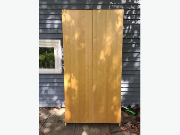 Ikea Wardrobe Storage Cabinet