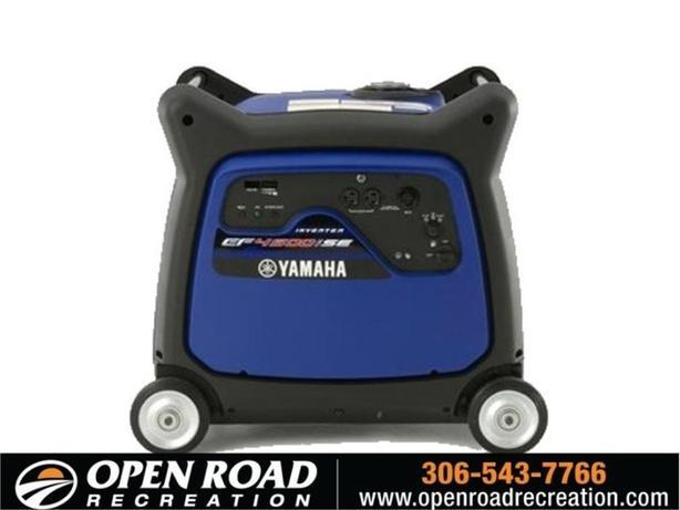 2014 Yamaha Power EF4500iSE GENERATOR
