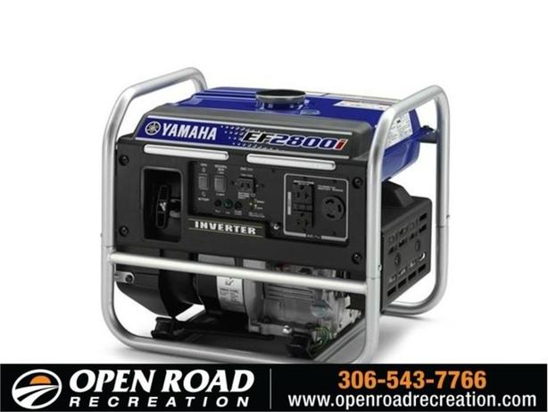 2014 Yamaha Power EF2800i GENERATOR