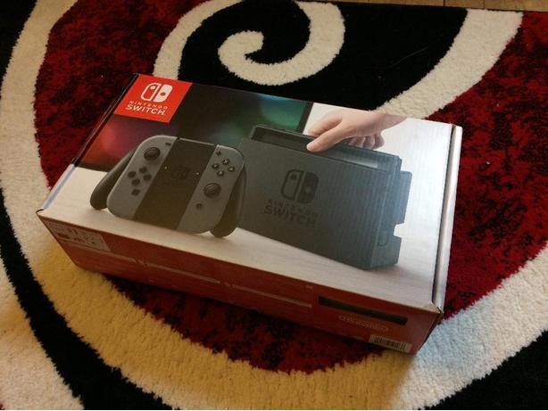 Nintendo Switch Unopened