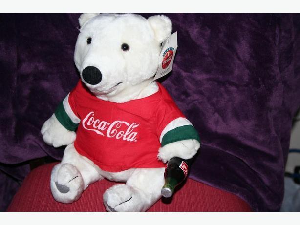 Coca-Cola Promo Bear