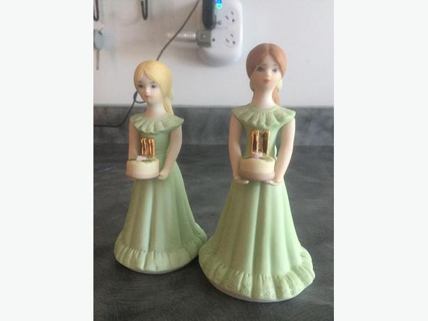 Growing Up  birthday girls (ENESCO)