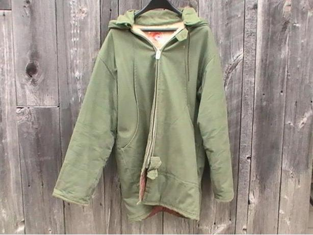 Winter Coats, Two Men's Coats, With Hoods Like New,