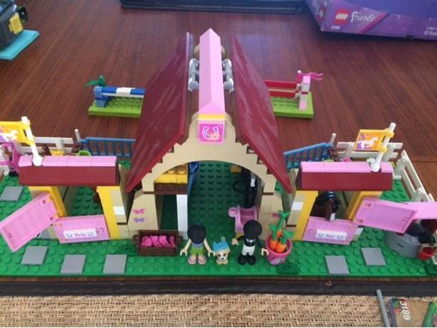Lego Friends Heartlake Stables Saanich Victoria