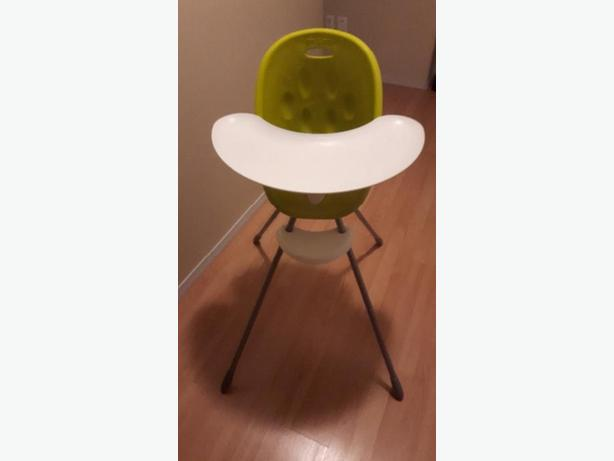 Phil &Teds Poppy High chair -lime