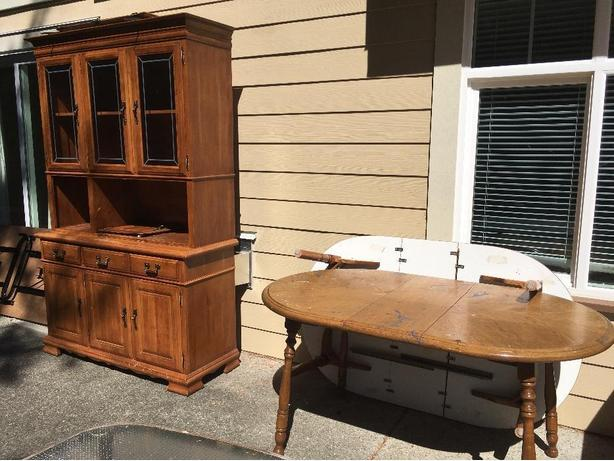 FREE Dining Room Hutch
