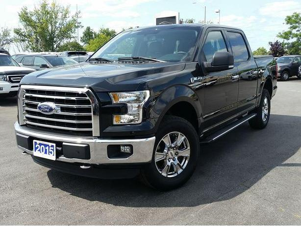 2015 Ford F-150 XLT--45,335 kms