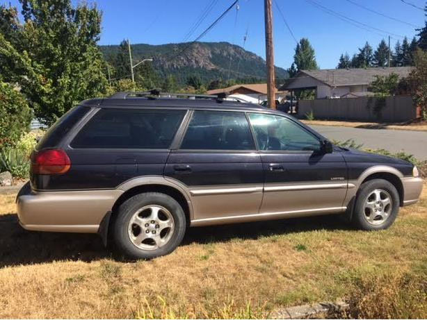 1999 Subaru Legacy Outback Parts Car