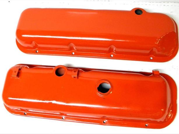 1969 70 71 72 454 Chevy BBC Corvette Camaro Chevelle Impala Valve Covers