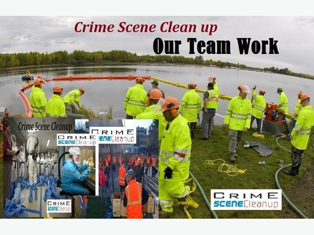 Crime Scene Cleanup 247