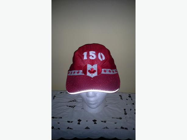 "Canadian ""150"" Anniversary embellished hats"