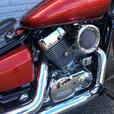 2012 Honda Shadow Custom Bobber 750cc shaft drive ABS