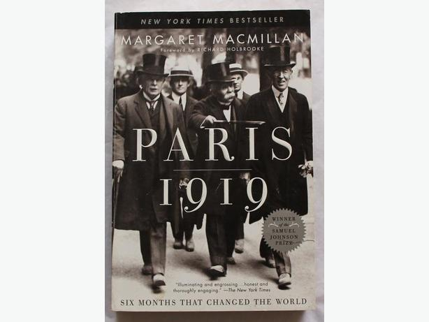 Paris 1919 trade paperback like new (2 copies available)