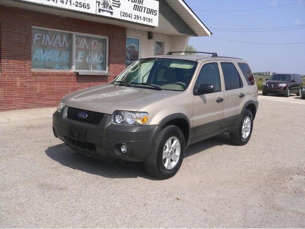 2007 Ford Escape XLT AWD