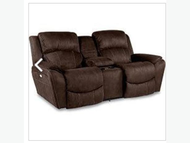 2 Leather Reclining Loveseat/Theatre Couches
