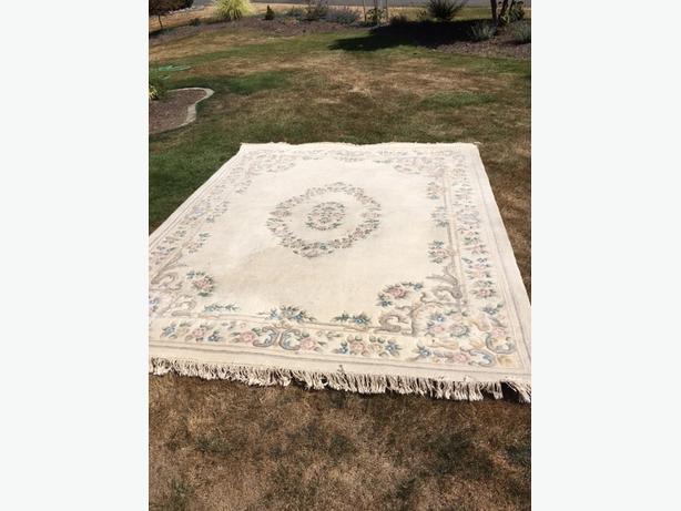 """decorative """"Super Rajput"""" area rug"""