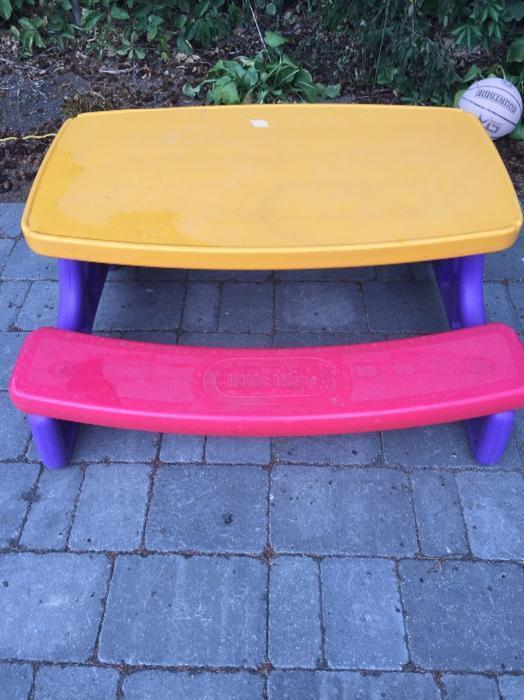 Little Tikes Picnic Table South Regina Regina