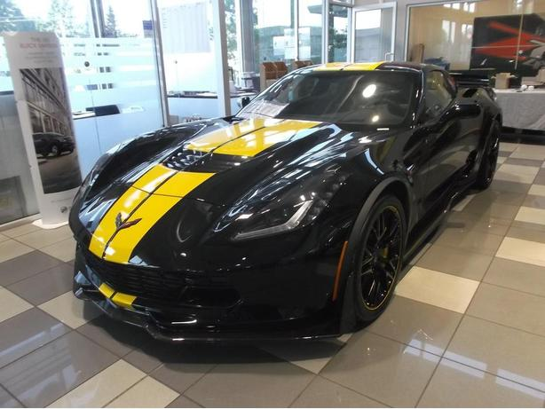2018 CHEVROLET CORVETTE Z06 WITH Z07