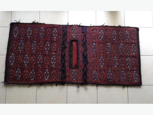 Turkoman Camel Bag