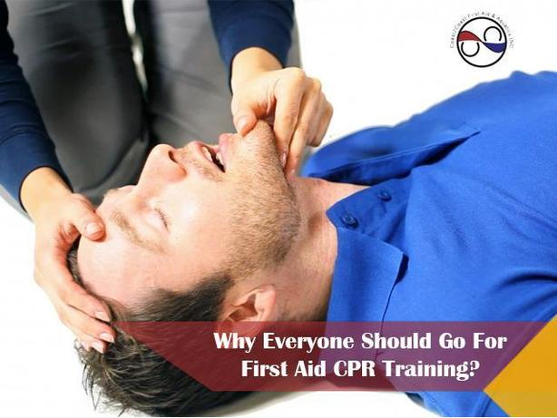 A Short Course in First Aid Training Toronto to Save Lives!