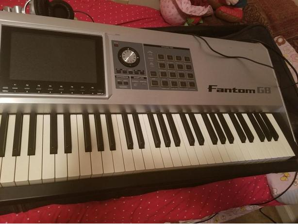 Roland Fantom-G8 88-Key Advanced Workstation Keyboard