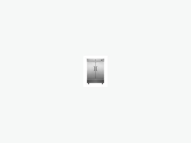 NEW KELVINATOR DOUBLE SOLID DOOR FREEZER - KCBM48F
