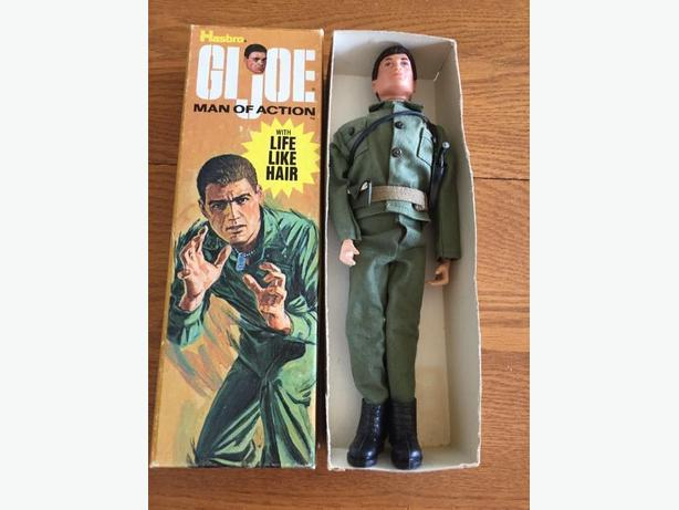 GI Joe Man of Action