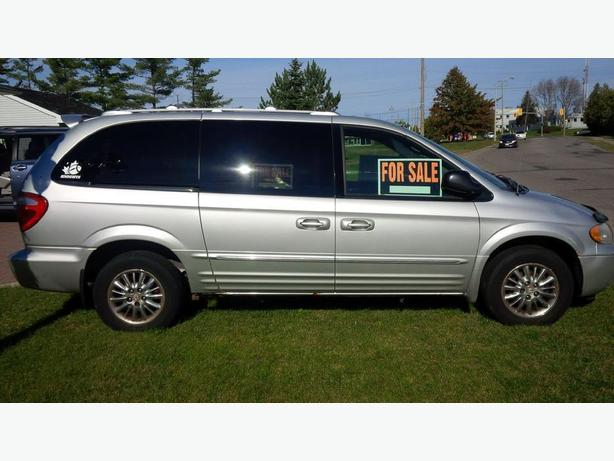 2003 chrysler, town an country van,  CERTIFIED,