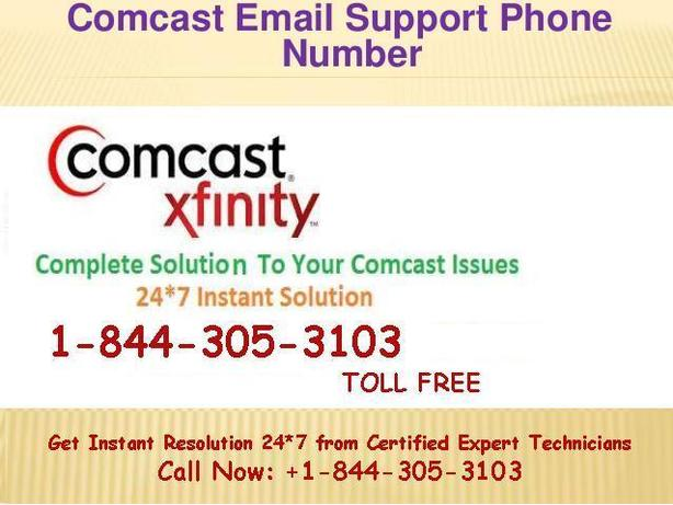 Comcast Email Support | Call:1-844-305-3103