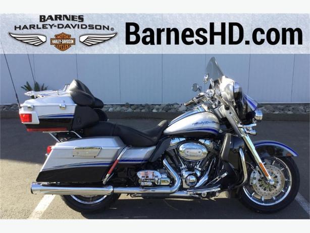 2009 Harley-Davidson® FLHTCUSE4