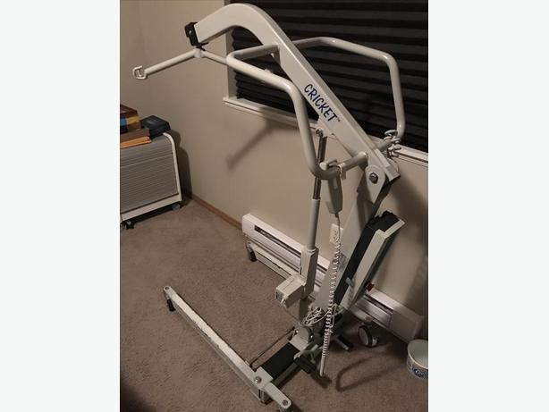 USED HOYER PATIENT LIFT FOR SALE
