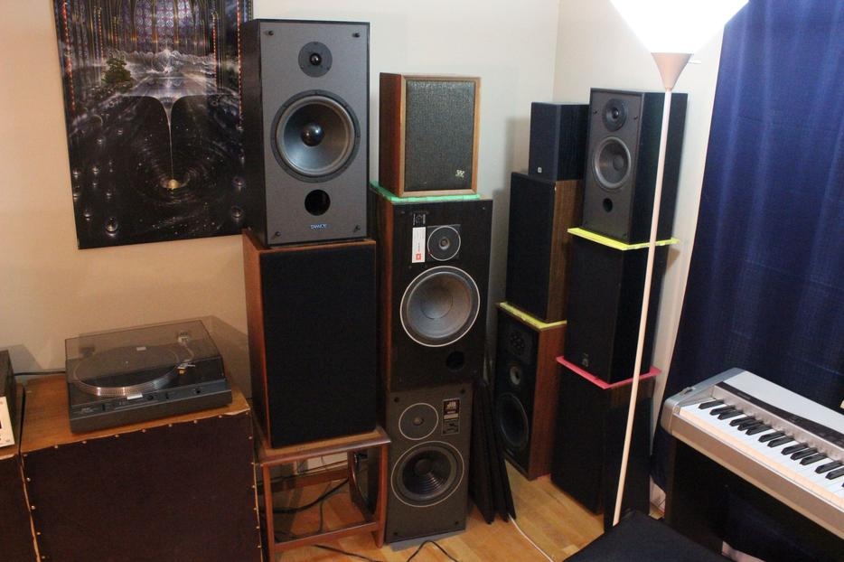 Vintage Audio Vinyl Systems For Sale Central Ottawa