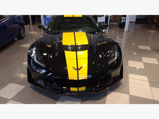 One of kind Z06 Corvette!!
