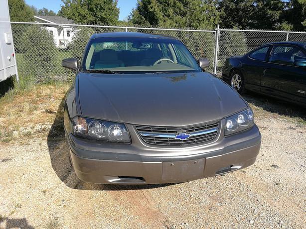 2003 Chevy impala