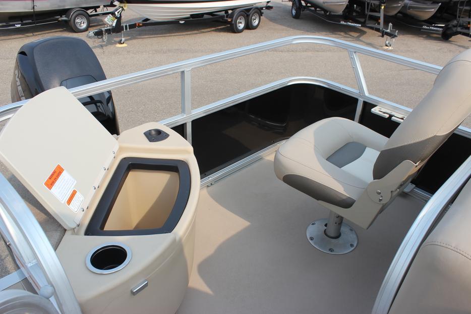 2014 Suntracker Bass Buggy 18 Dlx W 40hp 4stroke Bigfoot