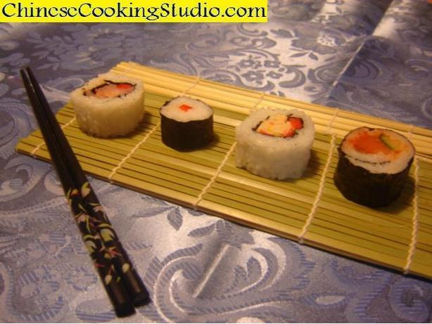 Hands-on Sushi Class: Saturday, March 3rd