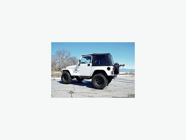Soft top plus 2 Bikini tops ALL for $475 fits 2007-2017 JEEP WRANGLER