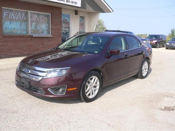 2011 Ford Fusion SEL 4 door