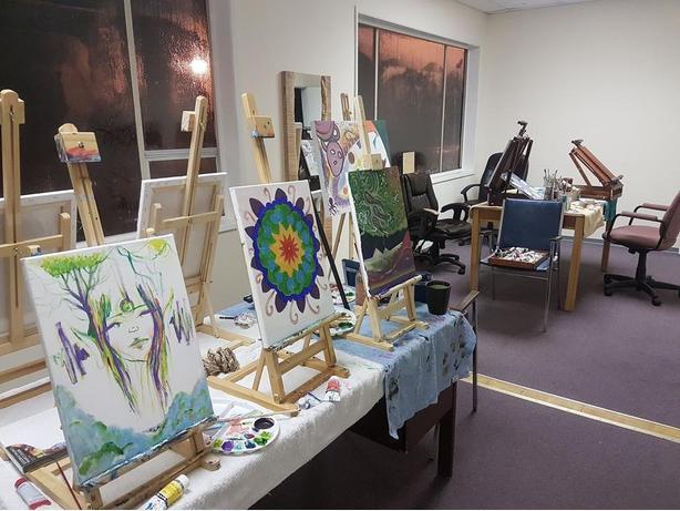 $150 · Art Studio Space (dedicated or shared)