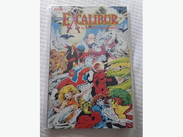 Excalibur #1 and original?