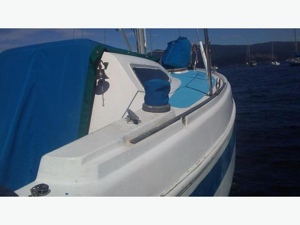 26 ft Columbia racing/liveaboard Yacht